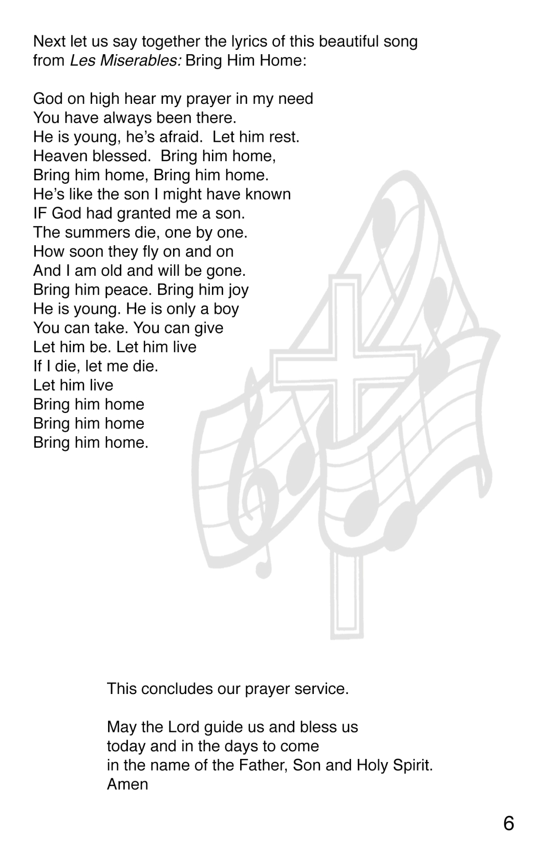 f pray