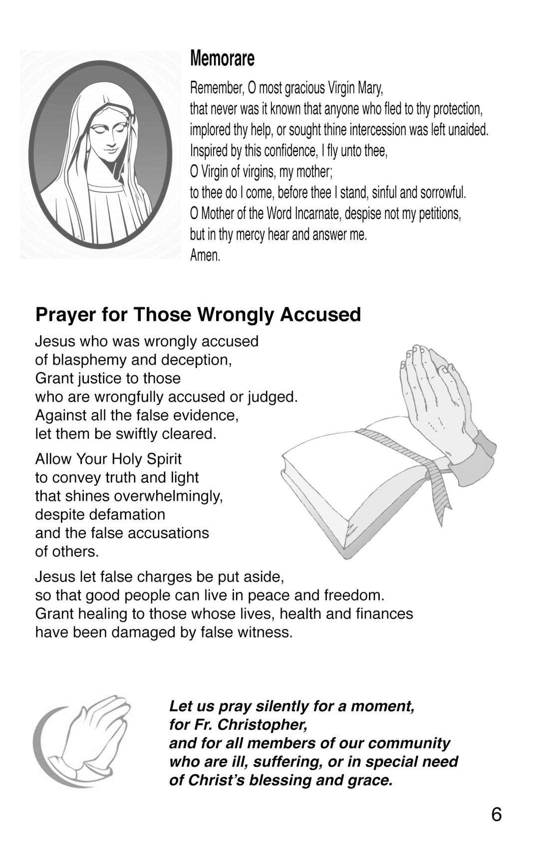 pray 6