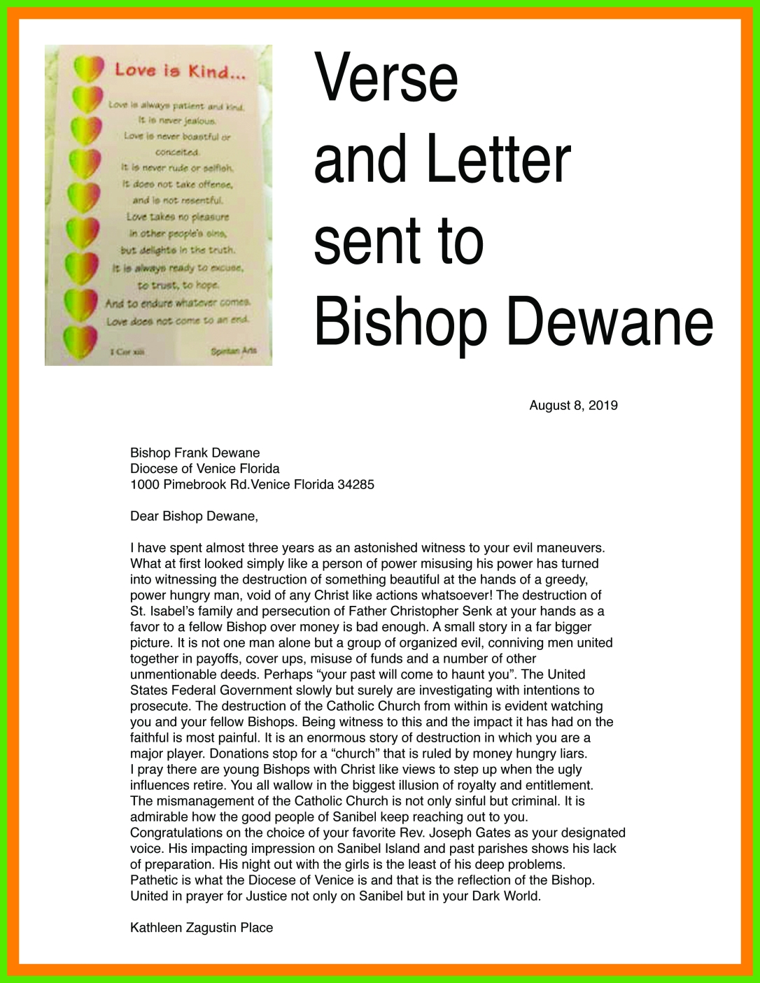 KZP letter to BFD 8-8-19