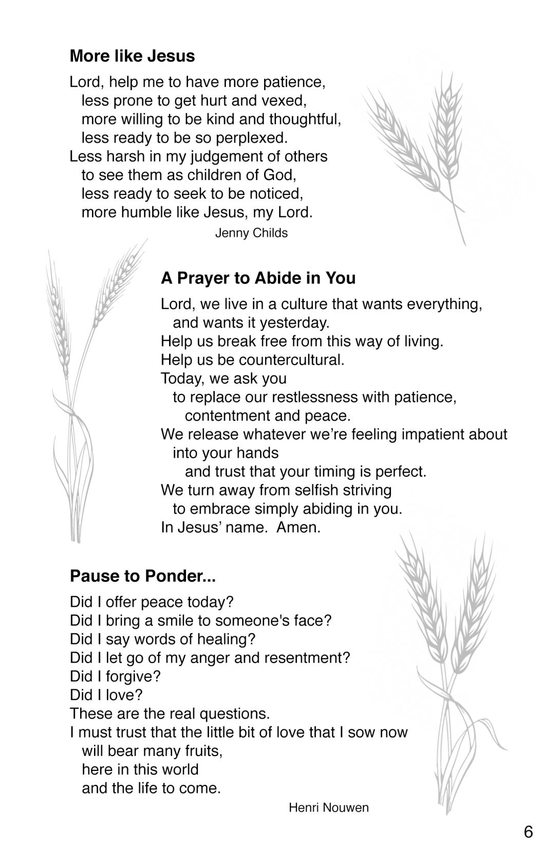Prayer Service for Fr  Chris 8/20/19
