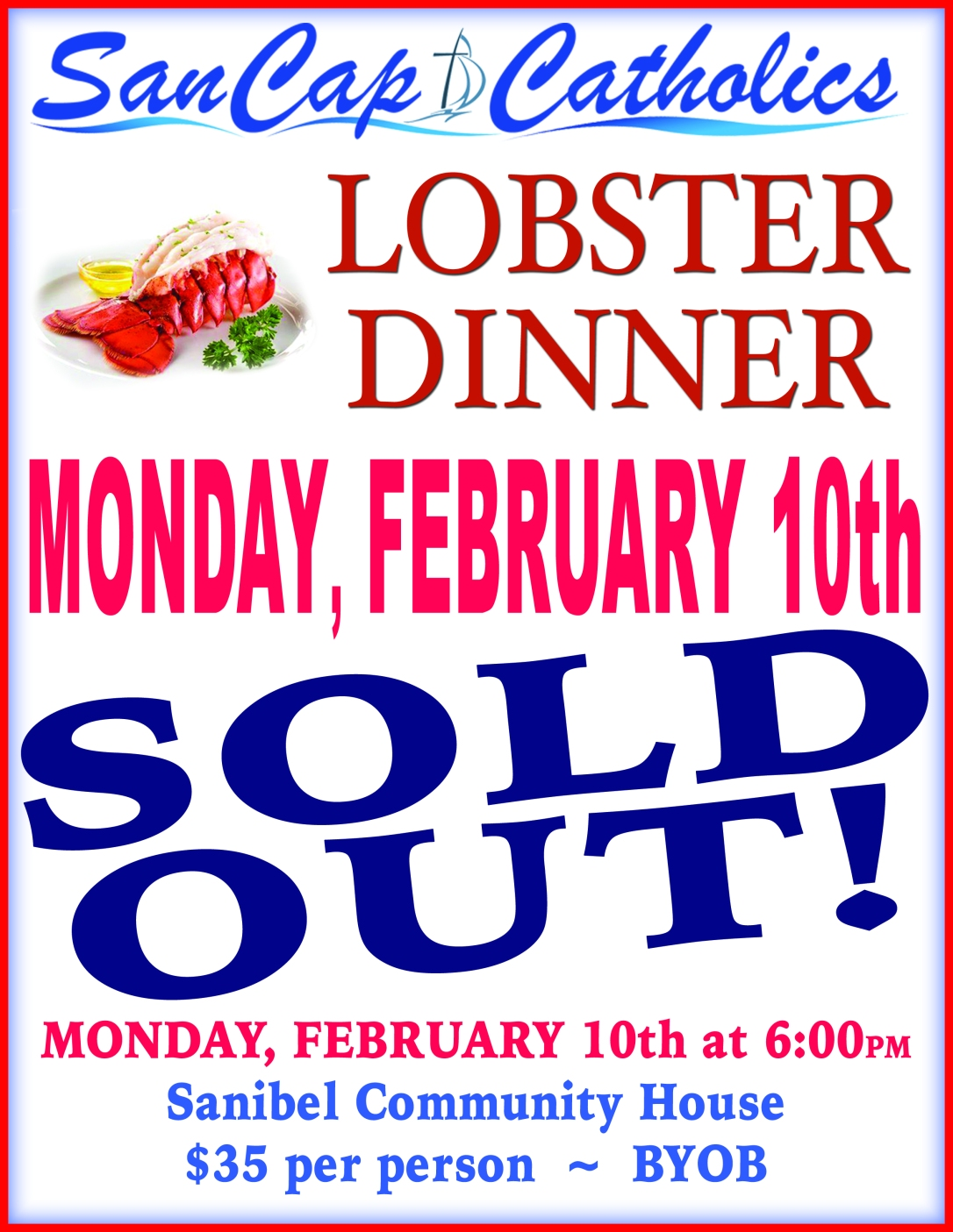 Lobster 2020 SOLD OUT